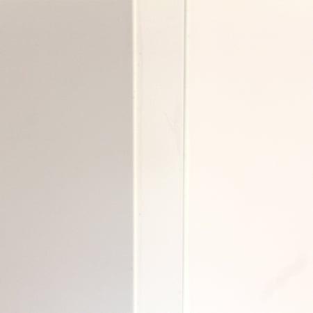 Meridian Solid Surface Shower Inside Corner Molding – Chamfered
