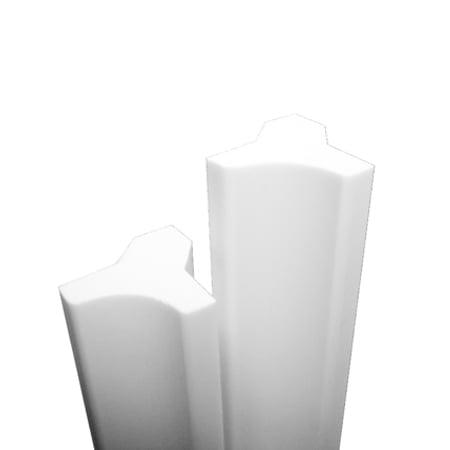 Meridian Solid Surface Shower Inside Corner Molding – CornerSeal®